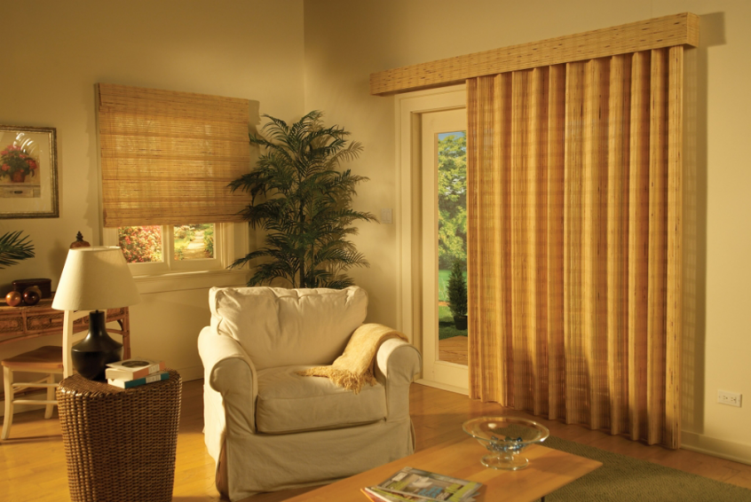 beautiful tan shades - Southern California Window Coverings