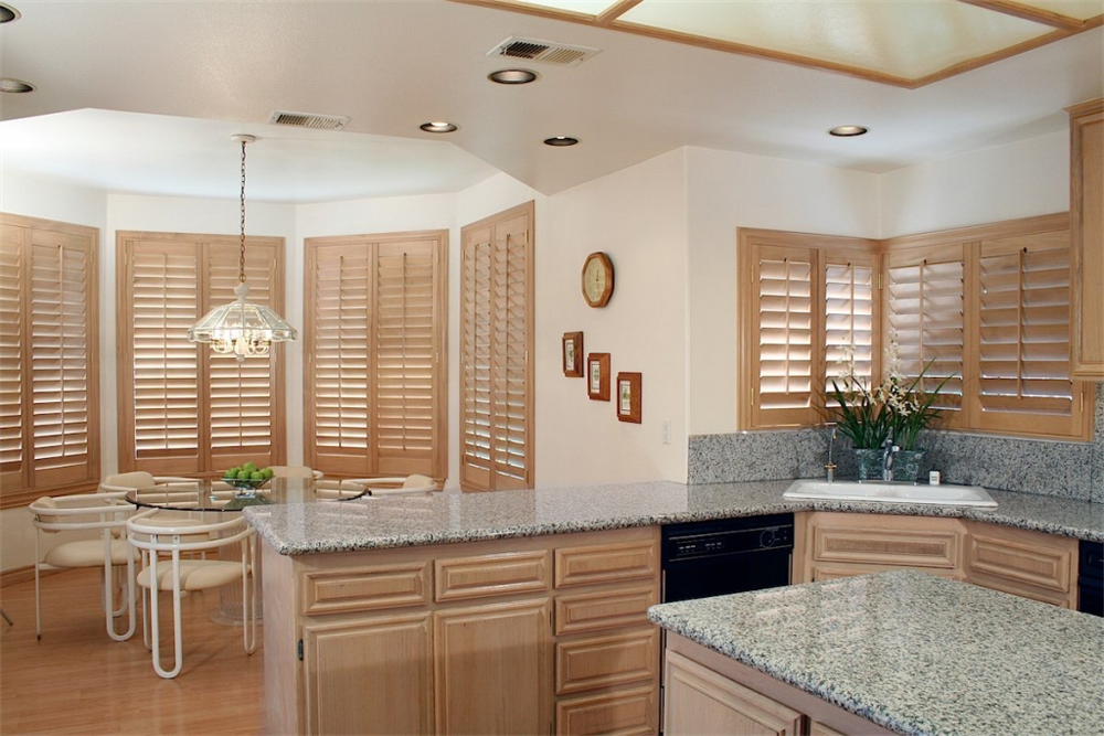 San Diego Blinds in a home
