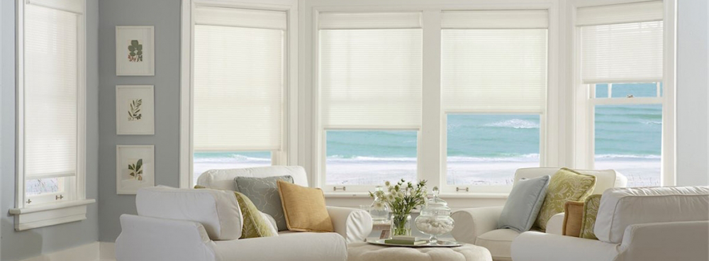 Beautiful White Living Room Shades Southern California Window Coverings