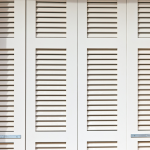 White Shutters - Southern California Window Coverings