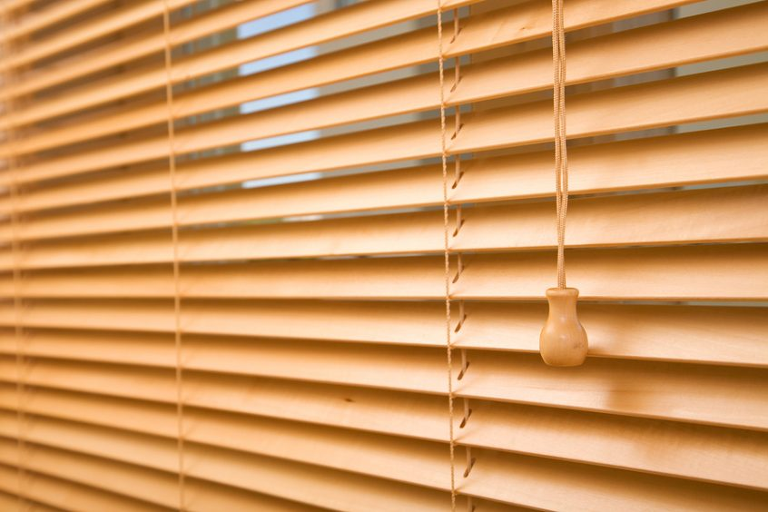 Wooden Blinds - San Diego Blinds