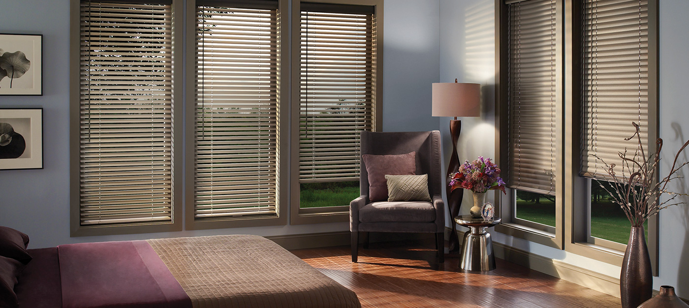 Blinds In Bedroom - Window Blinds Menifee