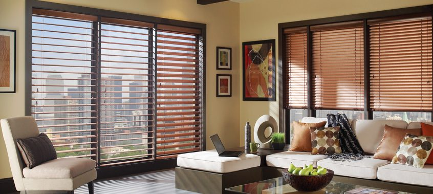 Blinds In Living Room - Custom Blinds Murrieta