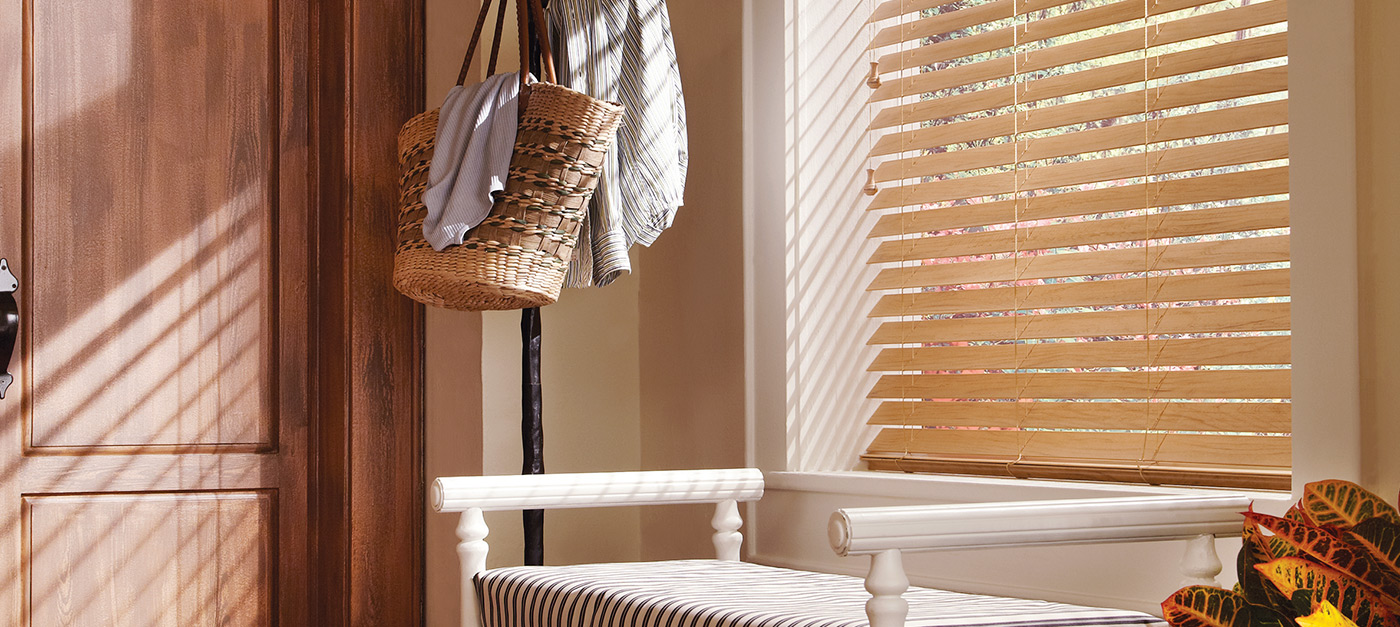 Tan Blinds - Menifee Blinds