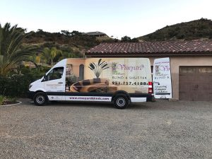 Vineyard Blind and Shutter Van - shutters san diego